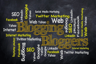 Image blog SEO Marketing