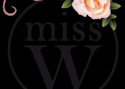logo miss w